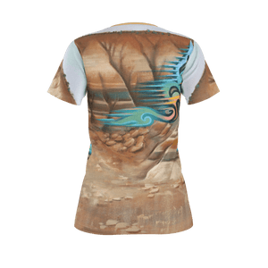 Women's T-shirt / PAINTED DESERT