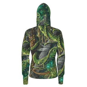 Women's Hoodie / MEGALYTHIC