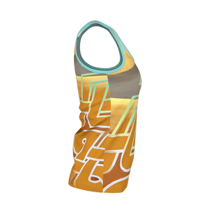 Women's Tanktop / SAHARA PATTERNS