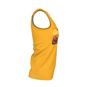 Women's Tanktop / SERENGETTI SUNSET