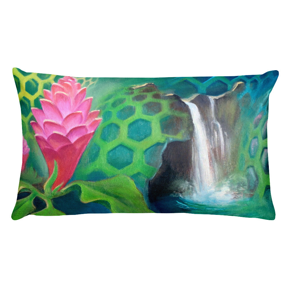 Premium Pillow / RAINBOW FALLS