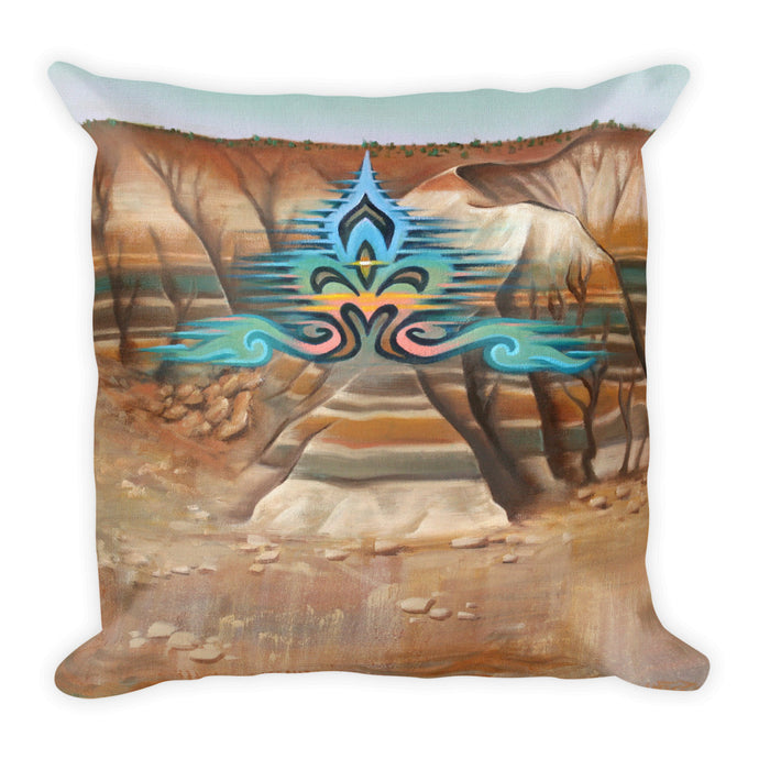 Premium Pillow / PAINTED DESERT