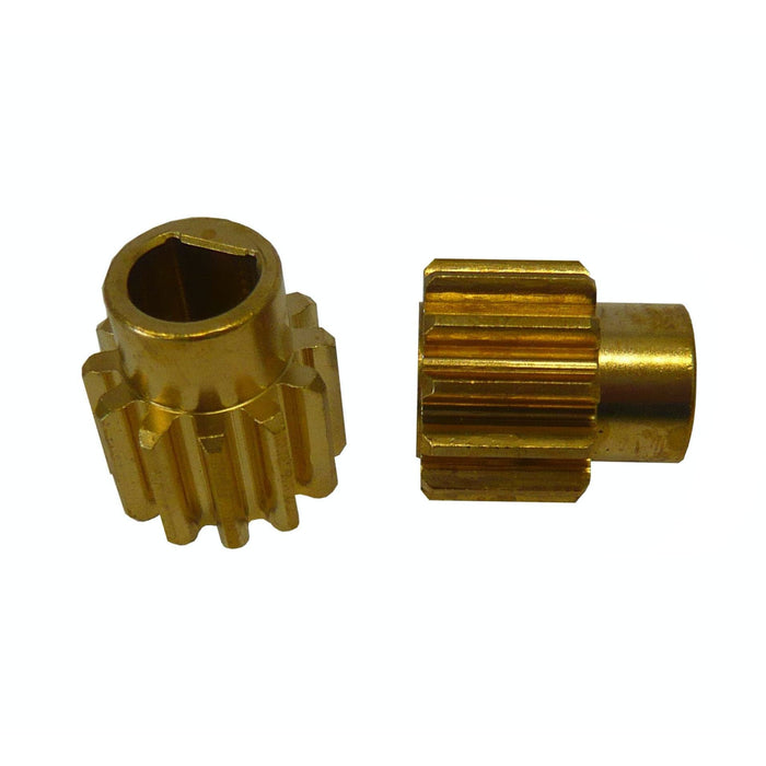 Puqpress Spur Gear T12 (Please order one for each DC Motor)