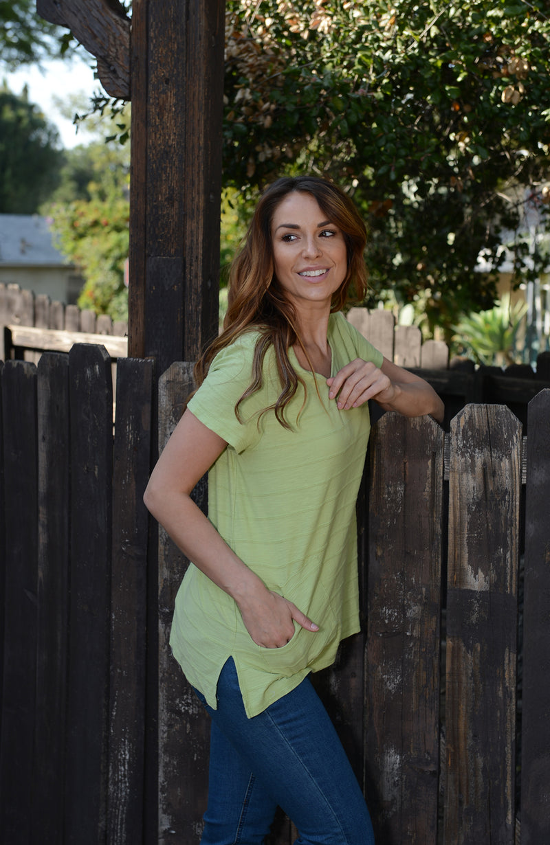 Habitat Tuck Pleat Swing Pocket Top