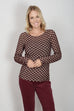 Tencel Mesh Woman's Top By Cut Loose Clothing