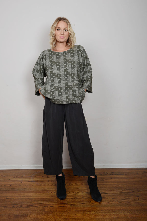 Cut Loose Tencel Lantern Pant - thread to cloth