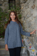 Habitat Cowl Tunic Top