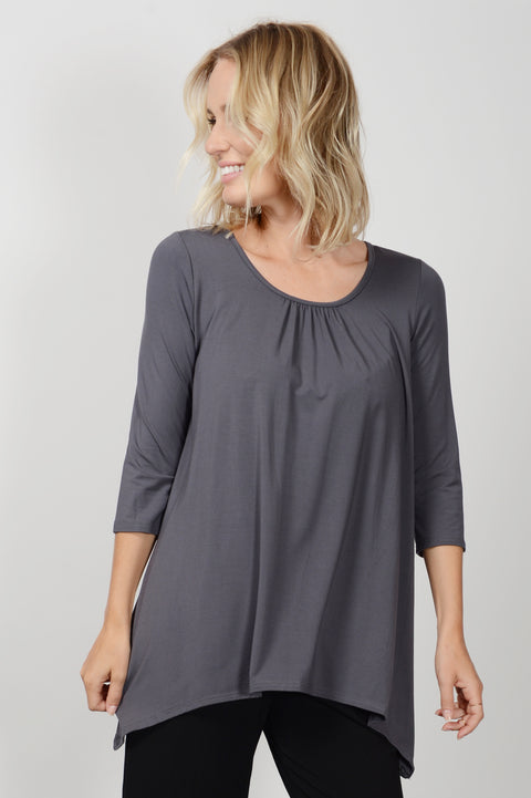 bamboo womens tunic by pappa fashion of vancouver