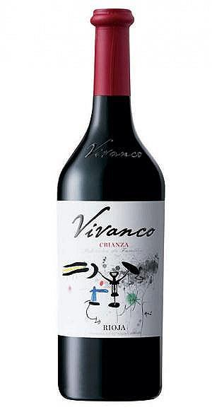 Vivanco Crianza Rioja 2010 (750 ml)