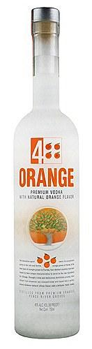 4 Orange Vodka