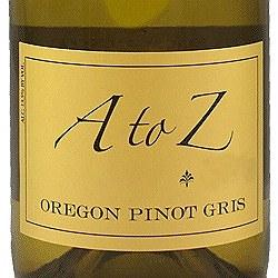 A to Z Oregon Pinot Gris 2015 (750 ml)