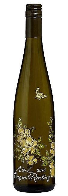 A to Z Oregon Riesling 2016 (750 ml)