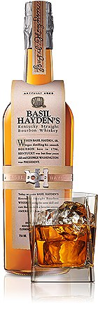 Basil Hayden's Bourbon Whiskey (750 ml)