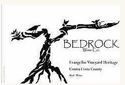 Bedrock Wine Co. Evangelho Vineyard Heritage 2013