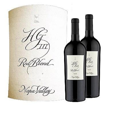 Hourglass HG III Red Blend 2014