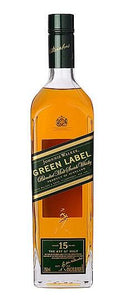 Johnnie Walker Green Label 15 Year Scotch Whisky (750 ml)