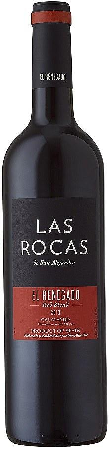 Las Rocas El Renegado Red Blend 2013