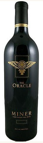 Miner The Oracle Napa Valley Red Wine 2008 (750 ml)