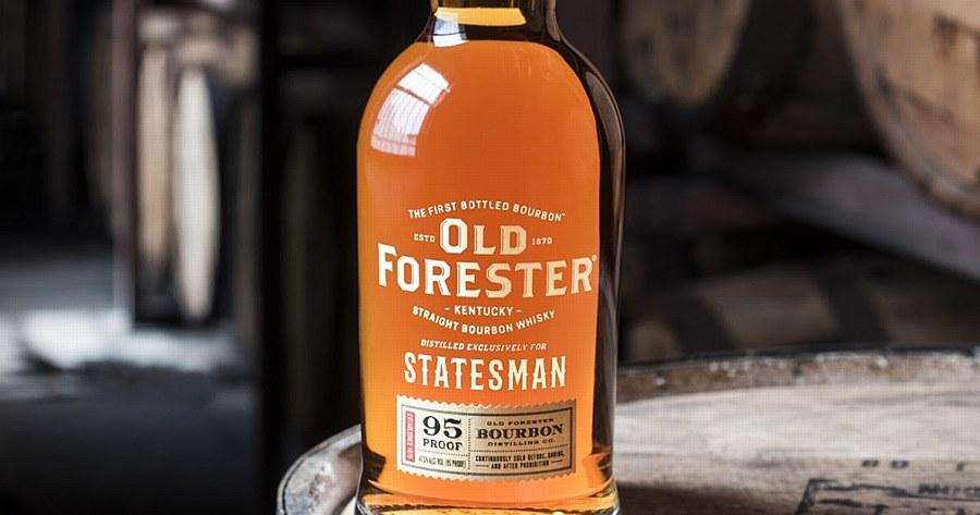 Old Forester Statesman Bourbon Whiskey (750 ml)