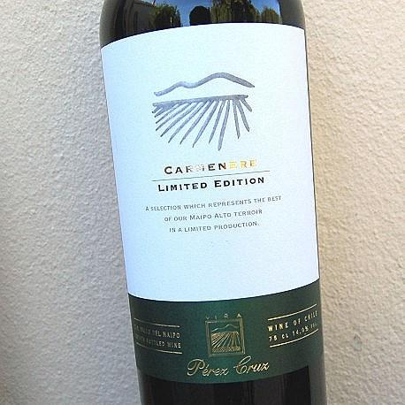 Perez Cruz Limited Edition Carmenere 2011 (750 ml)