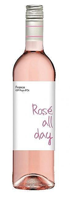 Rose All Day Pay d'Oc 2016 (750 ml)