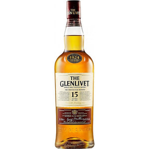 The Glenlivet 15 Year The French Oak Reserve Single Malt Scotch Whisky (750 ml)