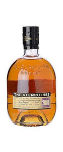 The Glenrothes Distilled in 2001 Single Malt Scotch Whisky (750 ml)