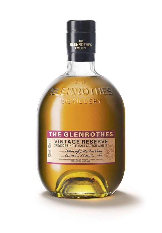 The Glenrothes Vintage Reserve Single Malt Scotch Whisky (750 ml)