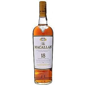The Macallan 18 Year Single Malt Scotch Whisky (750 ml)
