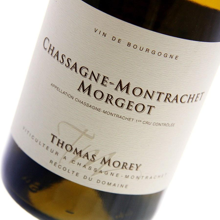 Thomas Morey Chassagne-Montrachet Morgeot 2013 (750 ml)