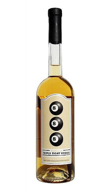 Triple Eight Vanilla Vodka Nantucket (750 ml)