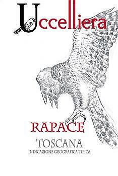 Uccelliera Rapace 2014 (750 ml)