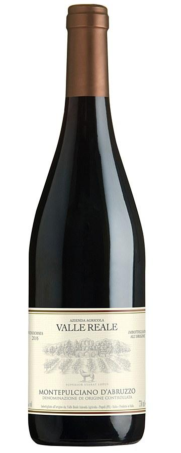 Valle Realle Montepulciano D'Abruzzo 2016 (750 ml)