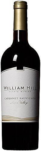 William Hill Estate Napa Valley Cabernet Sauvignon 2013 (750 ml)