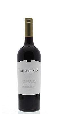 William Hill Napa Valley Bench Blend 2013 (750 ml)
