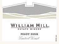 William Hill North Coast Pinot Noir 2014 (750 ml)