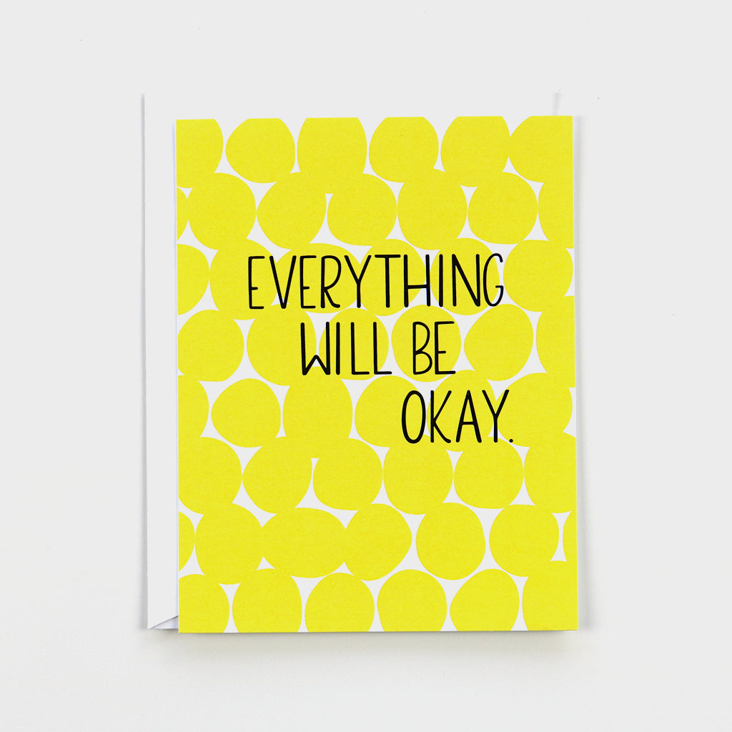 Be Okay Card