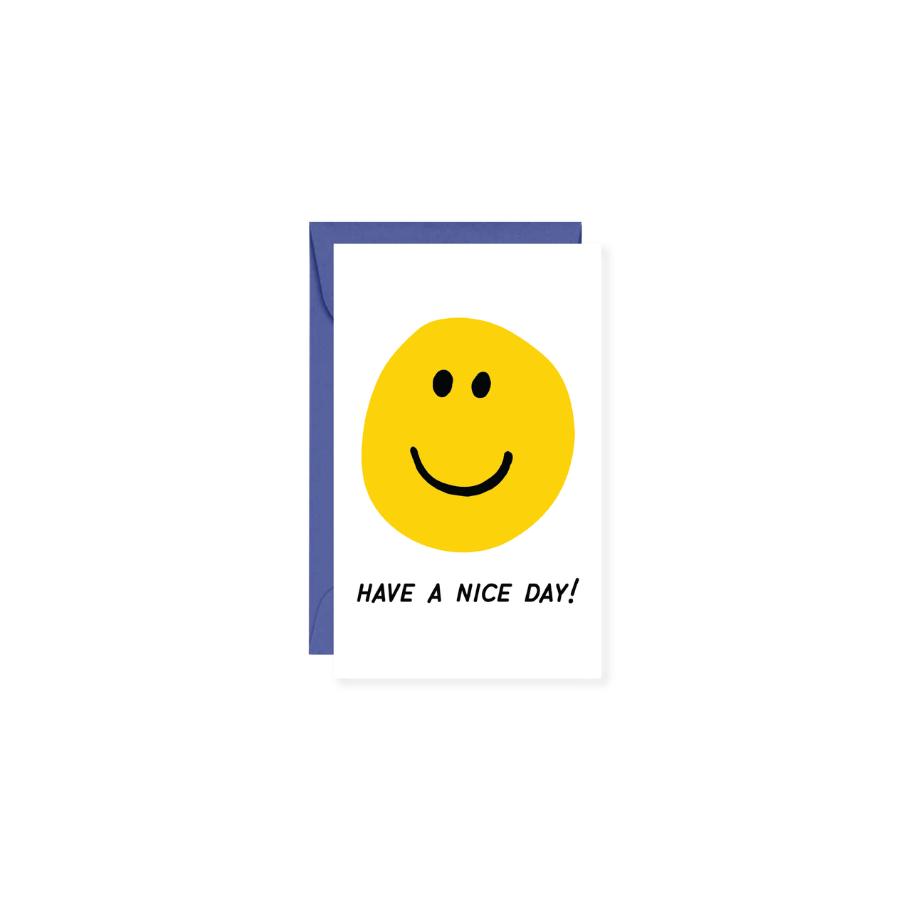 Nice Day Mini Card