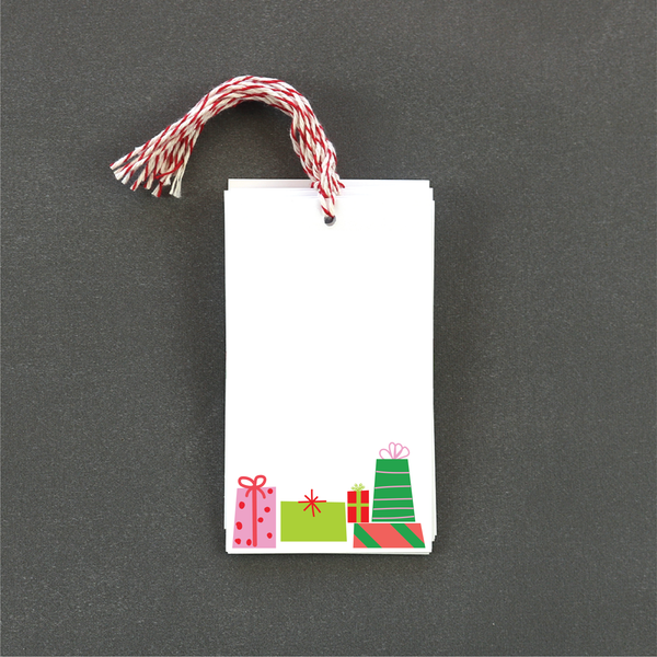 Presents Gift Tag