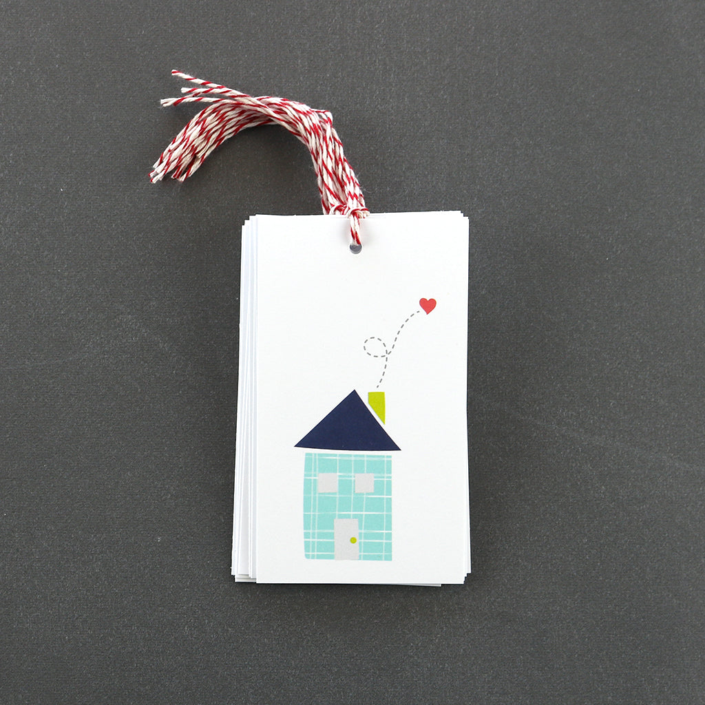 House Gift Tags