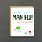Man Flu Card