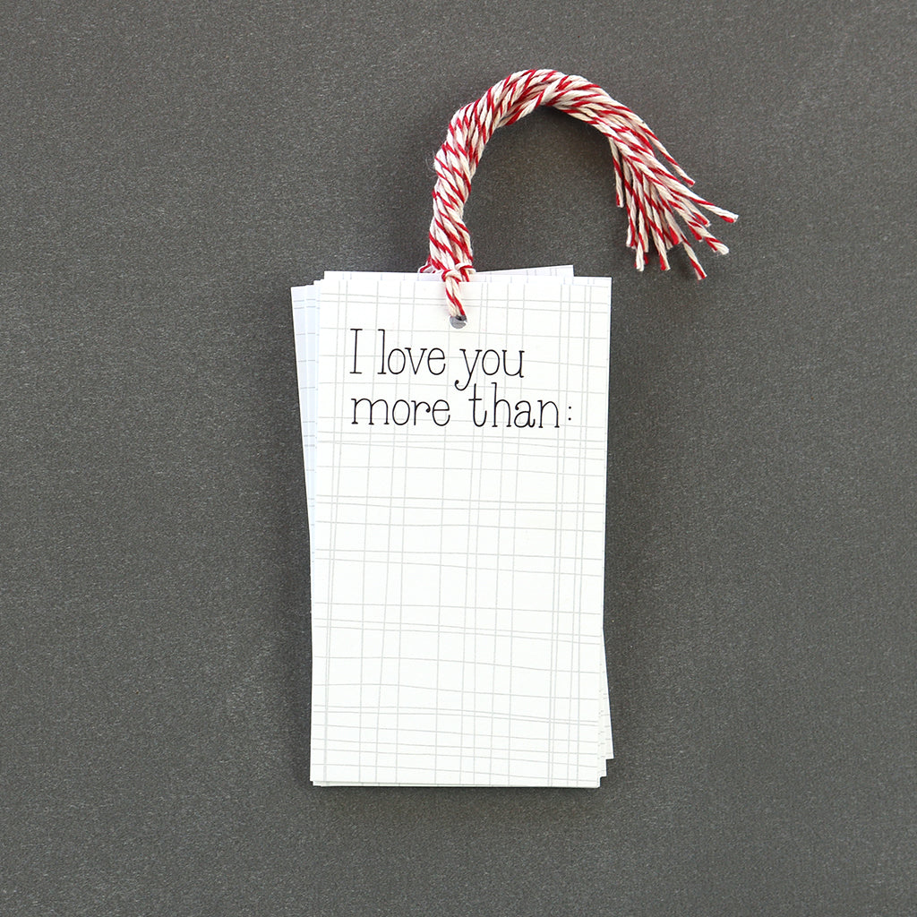 More Than Gift Tags