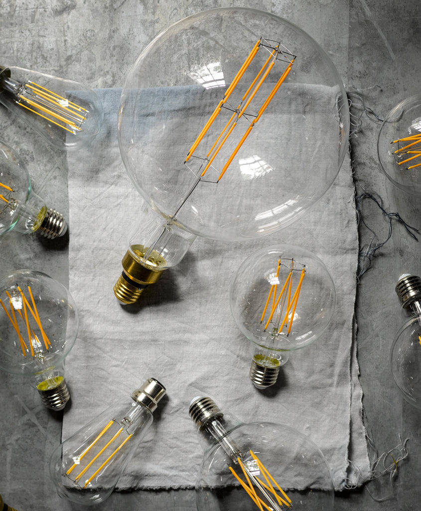 Stunning Filament Bulbs | Olive & the Fox