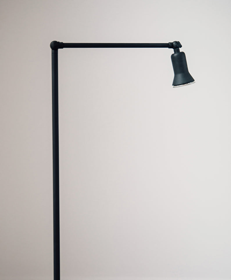 Luxford Floor Lamp Black
