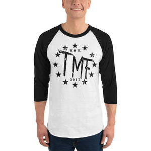 """TMF"" 3/4 Sleeve Shirt"