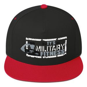 74073bfd8 TMF Snapback – Ty's Fitness Game
