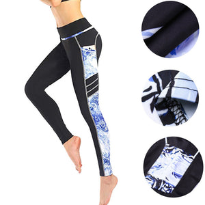 TMF Fitness Yoga/Running Leggings