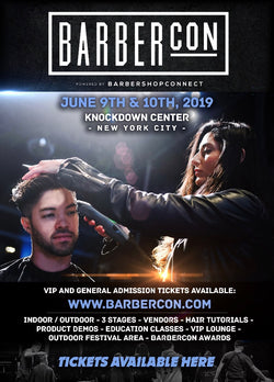 Barbercon Ticket