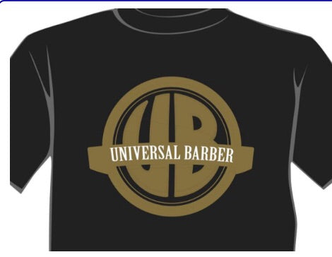 Image of Universal Barber T Shirt