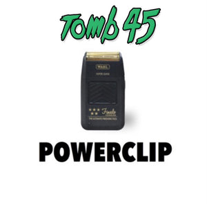 Tomb 45  Power Clip Wahl Finale